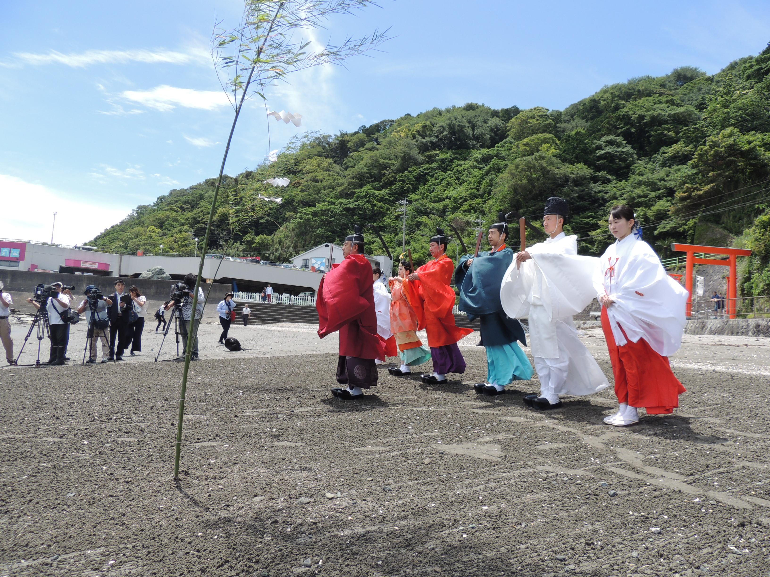 龍宮社例祭