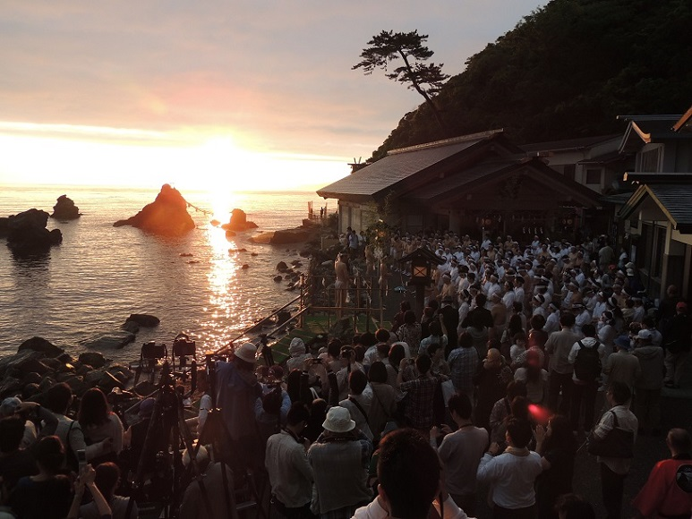 夏至祭・神魂禊会